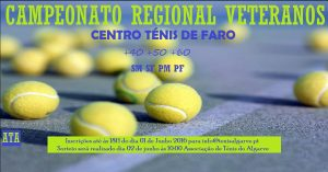 Campeonato Regional Veteranos +40, +50, +60
