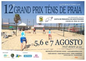 12º Grand Prix Ténis de Praia