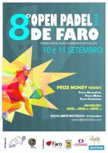 8º Open de Padel de Faro