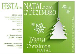 Festa Natal 2016