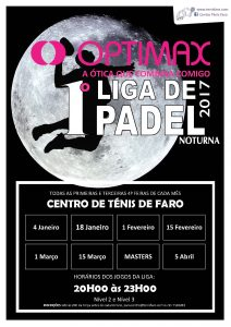 1ª Liga Padel Optimax